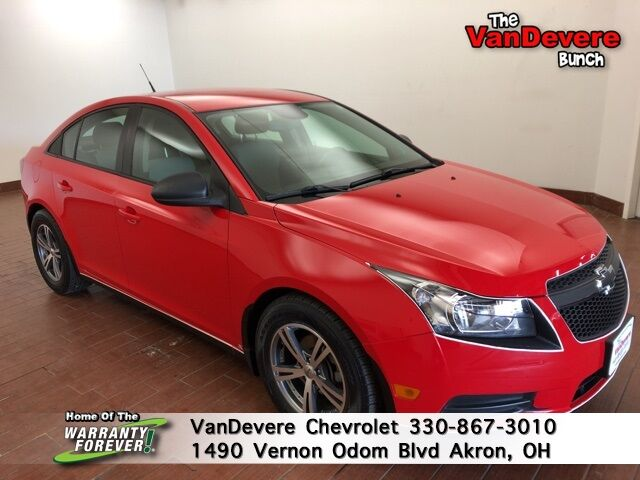 2014 Chevrolet Cruze LS Akron OH