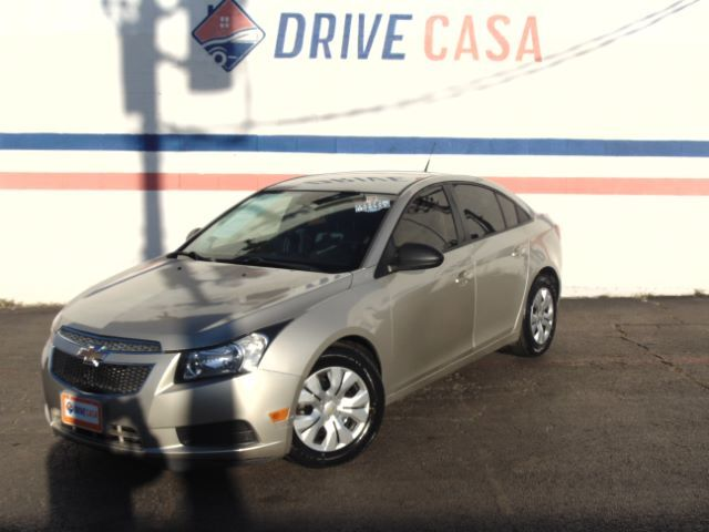 2014 Chevrolet Cruze LS Auto Dallas TX