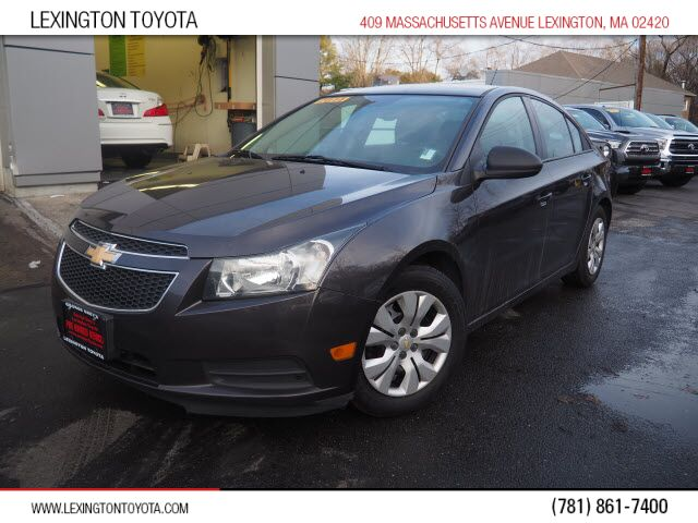 2014 Chevrolet Cruze LS Auto Lexington MA