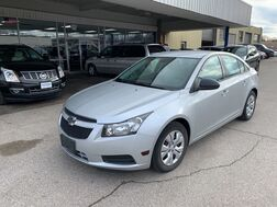 2014_Chevrolet_Cruze_LS_ Cleveland OH