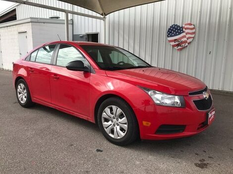 2014_Chevrolet_Cruze_LS_ Edinburg TX