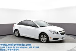 2014_Chevrolet_Cruze_LS_ Farmington NM