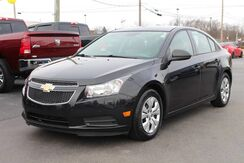 2014_Chevrolet_Cruze_LS_ Fort Wayne Auburn and Kendallville IN