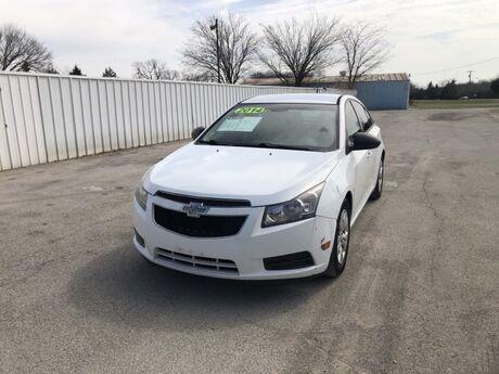 2014 Chevrolet Cruze LS Gainesville TX