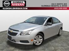 2014_Chevrolet_Cruze_LS_ Glendale Heights IL