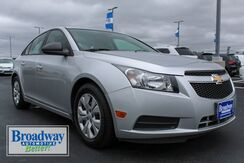 2014_Chevrolet_Cruze_LS_ Green Bay WI