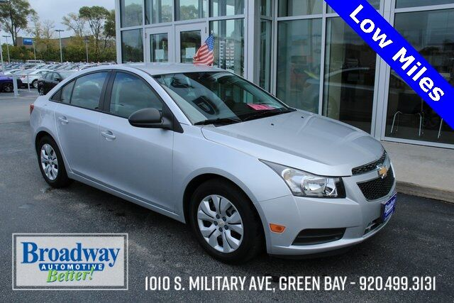 2014 Chevrolet Cruze LS Green Bay WI