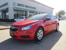 2014_Chevrolet_Cruze_LS Manual BLUETOOTH, AV IN, ANDROID AUTO_ Plano TX
