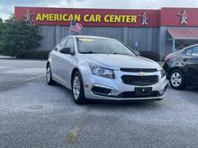 2014_Chevrolet_Cruze_LS_ Memphis TN