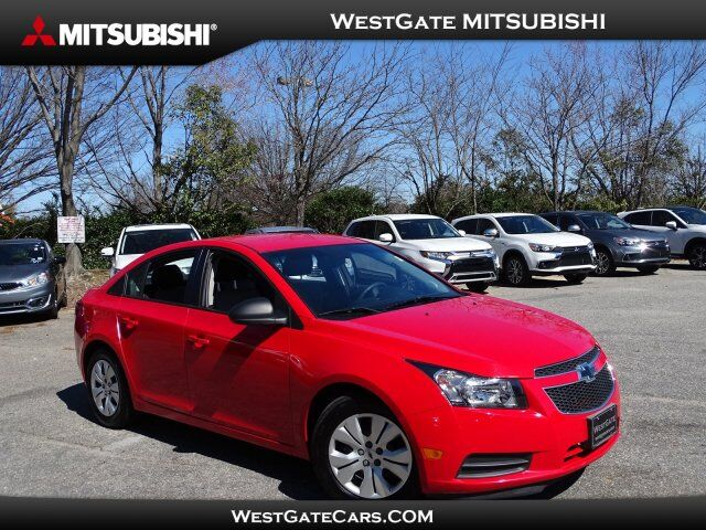 2014 Chevrolet Cruze LS Raleigh NC