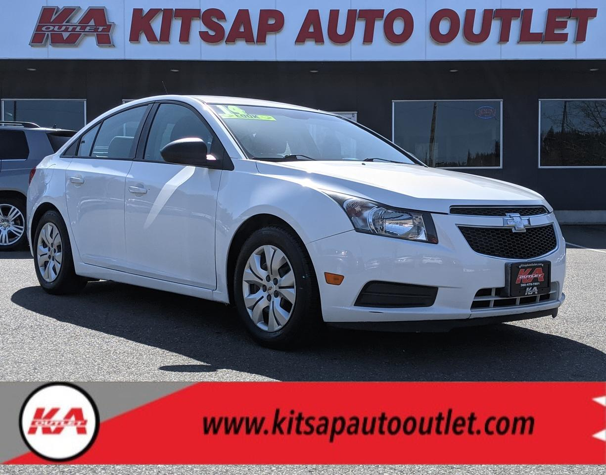 2014 Chevrolet Cruze LS Sedan 4D Port Orchard WA