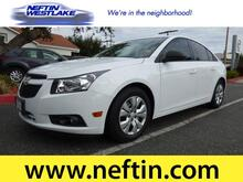 2014_Chevrolet_Cruze_LS Sedan 4D_ Thousand Oaks CA