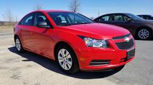 2014_Chevrolet_Cruze_LS_ Watertown NY