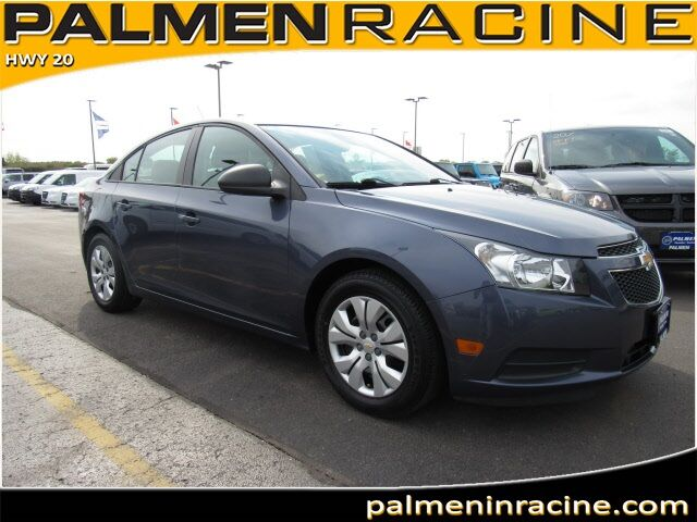 2014 chevrolet cruze ls racine wi 13603077 for Discount motors jacksboro hwy inventory
