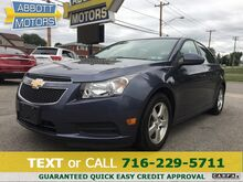 2014_Chevrolet_Cruze_LT 1-Owner w/Low Miles_ Buffalo NY