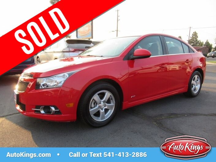 2014 Chevrolet Cruze LT RS Bend OR
