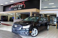 2014_Chevrolet_Cruze_LTZ - Heated Seats, Sun Roof, Remote Start_ Cuyahoga Falls OH