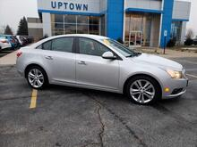 2014_Chevrolet_Cruze_LTZ Auto_ Milwaukee and Slinger WI