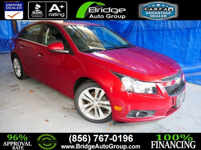 2014 Chevrolet Cruze LTZ Berlin NJ