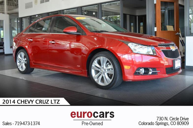 2014 Chevrolet Cruze LTZ Colorado Springs CO