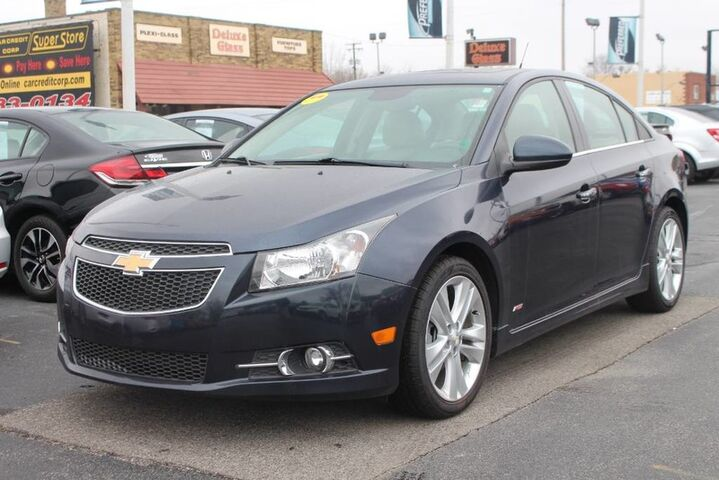 2014 Chevrolet Cruze LTZ Fort Wayne Auburn and Kendallville IN