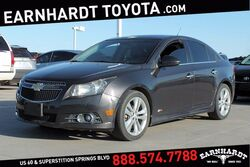 Chevrolet Cruze LTZ *HEATED SEATS* 2014