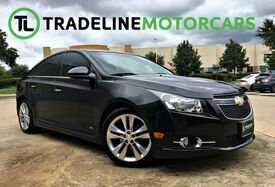 2014_Chevrolet_Cruze_LTZ LEATHER, 1-OWNER, NAVIGATION... AND MUCH MORE!!!_ CARROLLTON TX