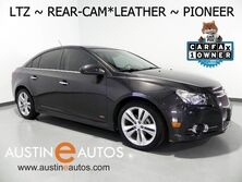 Chevrolet Cruze LTZ *RS PACKAGE, BLIND SPOT ALERT, BACKUP-CAMERA, LEATHER, HEATED SEATS, PIONEER AUDIO, BLUETOOTH 2014