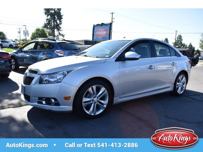 2014 Chevrolet Cruze LTZ RS Pkg Bend OR