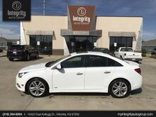 2014_Chevrolet_Cruze_LTZ_ Wichita KS