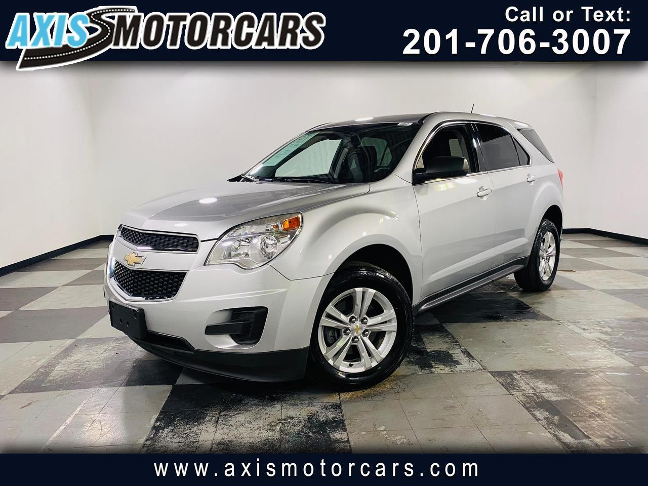 2014 Chevrolet Equinox AWD 4dr LS Jersey City NJ