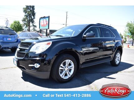 2014_Chevrolet_Equinox_AWD LT_ Bend OR