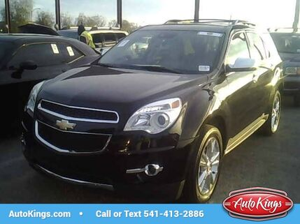 2014_Chevrolet_Equinox_AWD LTZ_ Bend OR