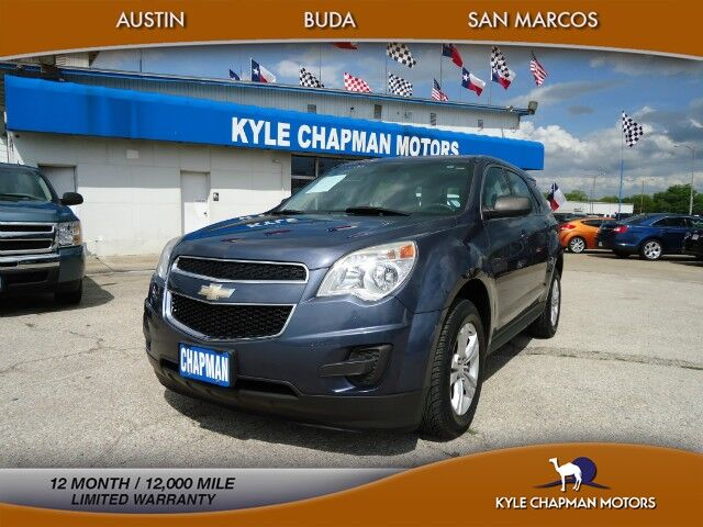 2014 Chevrolet Equinox LS-1 OWNER-BLUETOOTH-CD-AUX