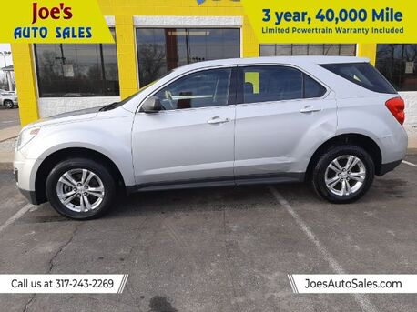 2014_Chevrolet_Equinox_LS AWD_ Indianapolis IN
