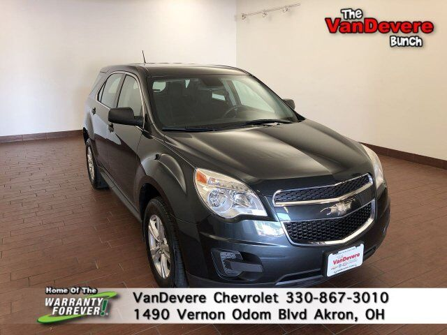 2014 Chevrolet Equinox LS Akron OH