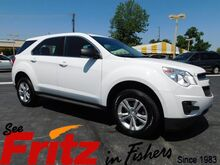 2014_Chevrolet_Equinox_LS_ Fishers IN
