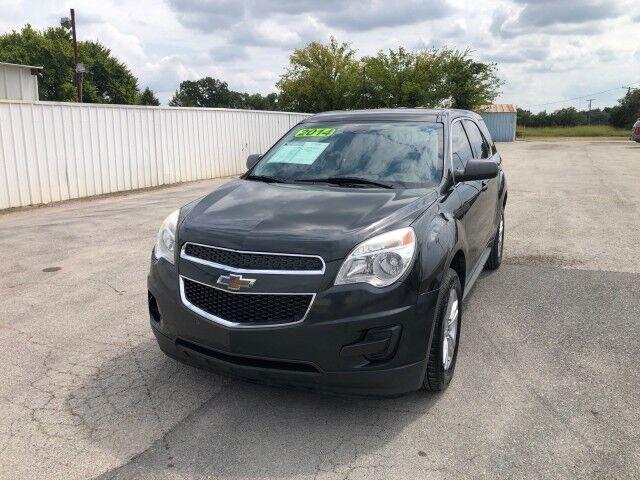 2014 Chevrolet Equinox LS Gainesville TX