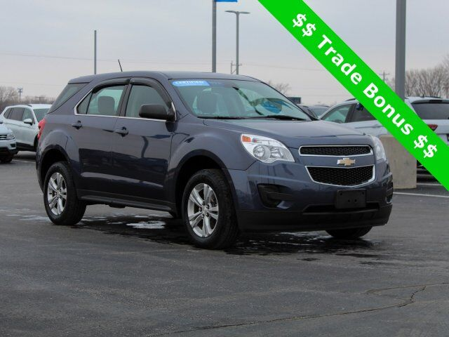 2014 Chevrolet Equinox LS Green Bay WI