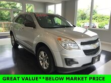 2014_Chevrolet_Equinox_LS_ Manchester MD