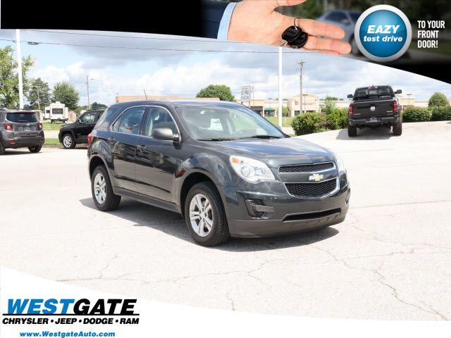 2014 Chevrolet Equinox LS Plainfield IN
