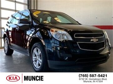2014_Chevrolet_Equinox_LS_ Richmond KY