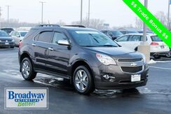 2014_Chevrolet_Equinox_LT 2LT_ Green Bay WI
