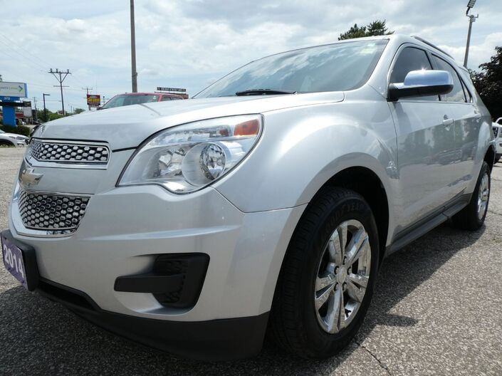 2014 Chevrolet Equinox LT AWD Back Up Cam Heated Seats Essex ON