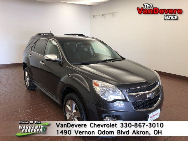 2014 Chevrolet Equinox LT Akron OH