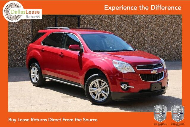 2014 Chevrolet Equinox LT Dallas TX