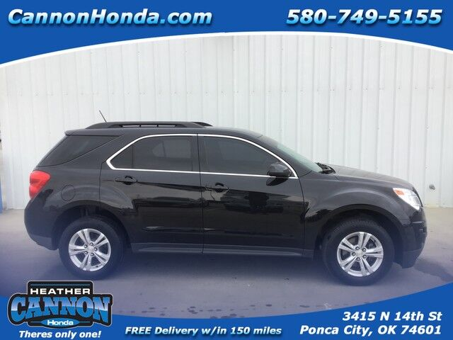 2014 Chevrolet Equinox LT Ponca City OK