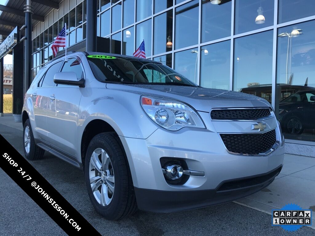 2014 Chevrolet Equinox LT Washington PA