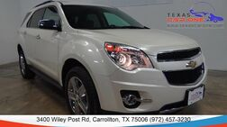 2014_Chevrolet_Equinox_LTZ AWD NAVIGATION SUNROOF LEATHER HEATED SEATS REAR CAMERA_ Carrollton TX