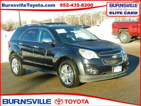 2014_Chevrolet_Equinox_LTZ_ Burnsville MN